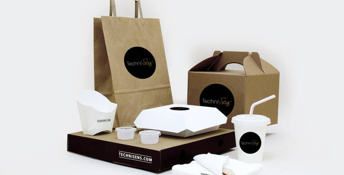 Packaging Approach Techni Sens